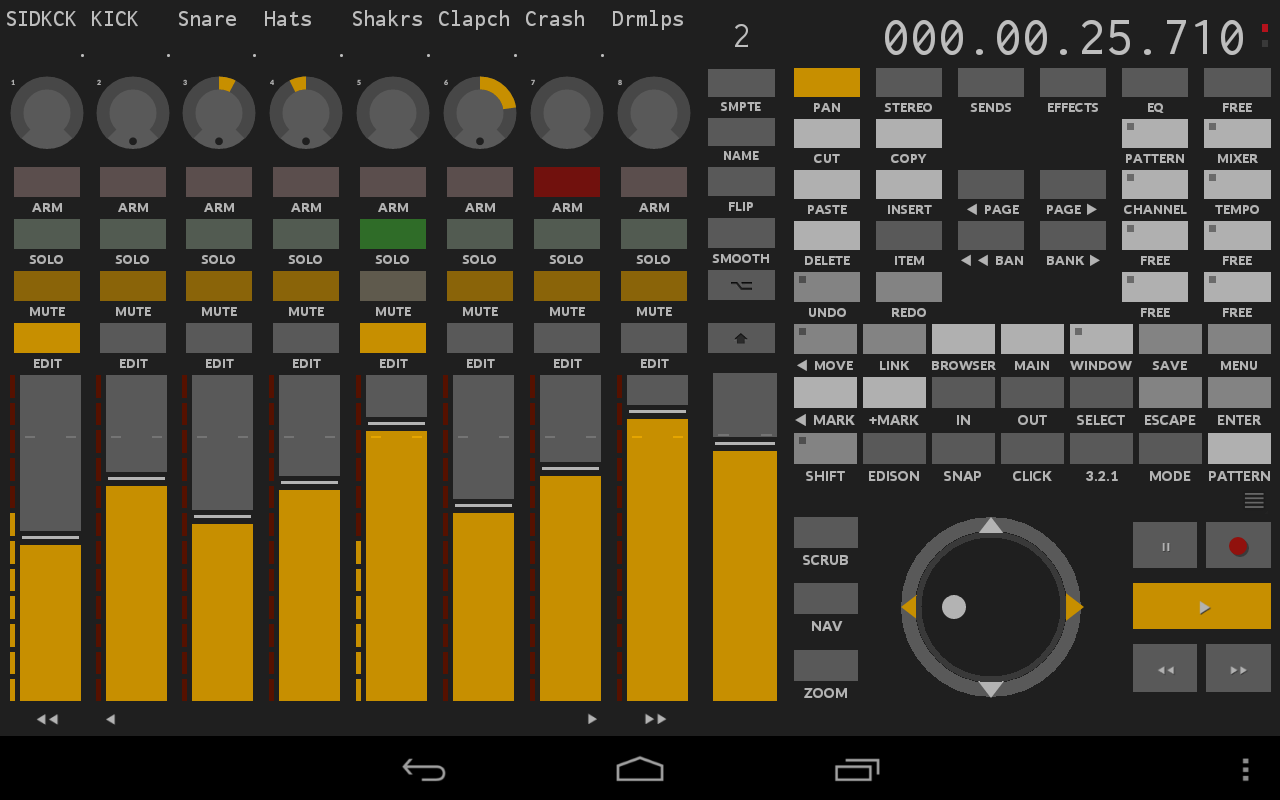 TouchDAW Screenshot 10