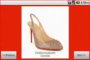 Screenshot of Women Shoes