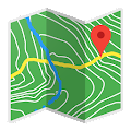 BackCountry Navigator TOPO GPS for Lollipop - Android 5.0
