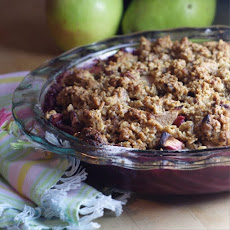 Super Crispy Pear Crisp