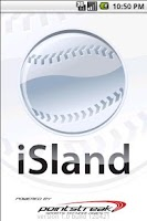 Screenshot of Island Softball Mobile
