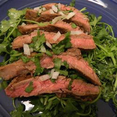 California-Thai Flank Steak