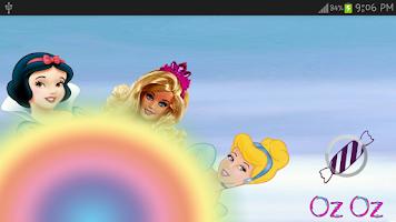 Screenshot of Dress up Makeup Cooking Games