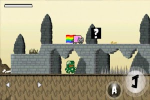 Screenshot of Kitten Vs. Zombie