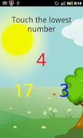 Screenshot of Learn Numbers - Number Teach