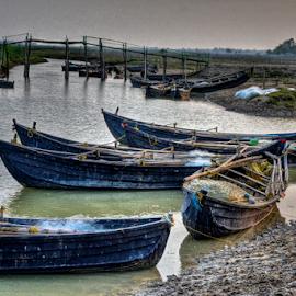 by Ravi Kashyap - Transportation Boats