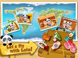 Screenshot of I Spy With Lola: Fun Word Game