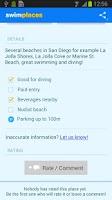 Screenshot of Swim Places