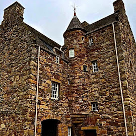 Mary Queen of Scots home by Tyrell Heaton - Instagram & Mobile iPhone ( home, queen, castle )