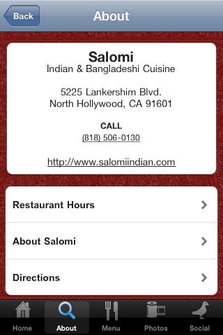 玩生活App|Salomi Indian & Bangladeshi Re免費|APP試玩