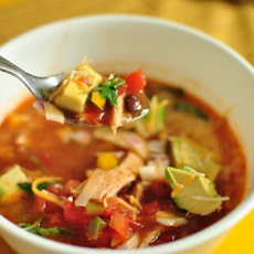 Best Chicken Tortilla Soup Recipe On The Planet