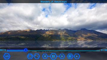 Screenshot of CR Player codec armeabi-v7a
