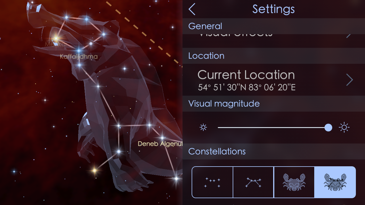 Star Walk 2 - Night Sky Guide Screenshot 19