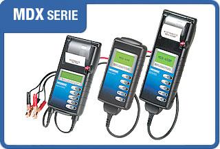 MDX-Serie – Leitwertanalysegeräte für Batterien und elektrische Systeme