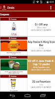 Screenshot of PS Food Mart Deals App