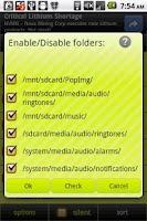 Screenshot of MP3 Ringtones Picker
