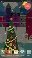 Screenshot of KM Winter town Wallpaper free