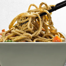 Asian Peanut Noodles Recipe
