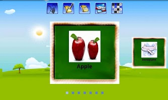 Screenshot of Learn ABC at My School (Demo)