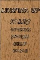 Screenshot of Line'em Up