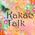 KakaoTalk Flower Garden Theme icon