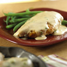 Paprika Chicken with Sour Cream Gravy