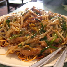 Fried Rice Noodles (Meehoon)