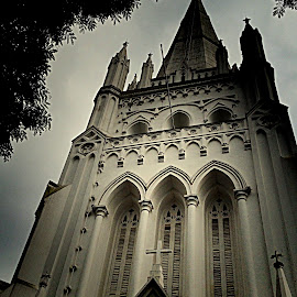 St Andrew's Cathedral by Janette Ho - Instagram & Mobile iPhone (  )