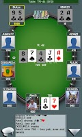 Screenshot of JagPlay Texas Poker