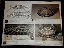 Image 1 for Cygnus Solarium Concept Art Set