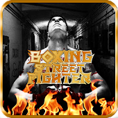 Boxing Street Fighter APK for Bluestacks