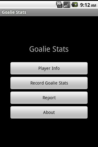 ユースサッカーゴールキーパー統計