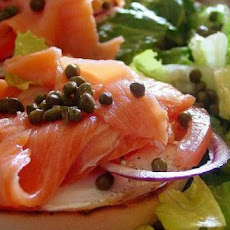 The B.L.A.—Bagel with Lox and Avocado