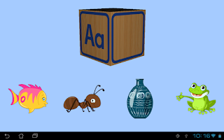 Screenshot of Kids ABC Letter Phonics (Lite)