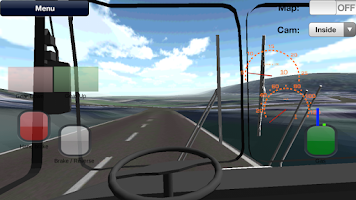 Screenshot of Bus Driver Simulator