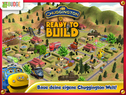Chuggington Klar zum Bau Screenshot