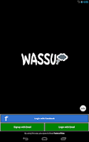 Screenshot of Wassup