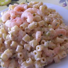 Mom's Shrimp Macaroni Salad