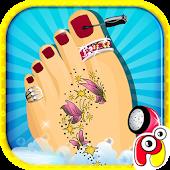 Game Toe Nails Art Salon APK for Windows Phone