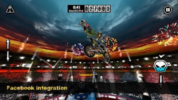 Screenshot of RED BULL X-FIGHTERS FREE