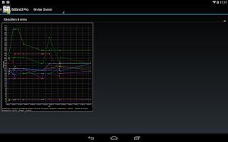 Screenshot of Fit XT Pro
