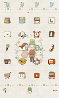 Screenshot of My Prince dodol launcher theme