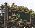 Anal Walk in London