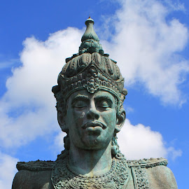 GWK, Bali, Indonesia by Kho Santosa - Buildings & Architecture Statues & Monuments ( bali, statue, indonesia, monument )
