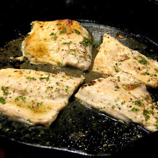 Pan Seared Lemon Pepper Fish Recipes