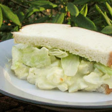 Zesty Egg Salad for Two