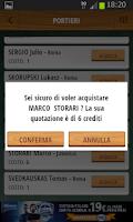 Screenshot of Tuttosport League