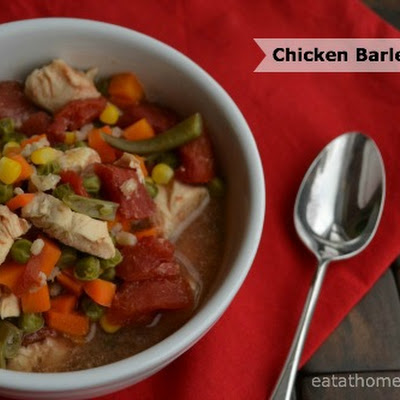 Chicken Barley Soup
