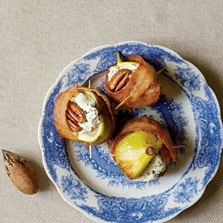 Bacon-Wrapped Figs