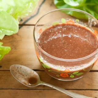 Strawberry-Balsamic Dressing